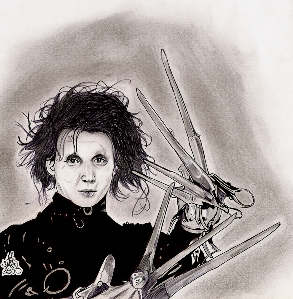 Johnny Depp by Kage1.0